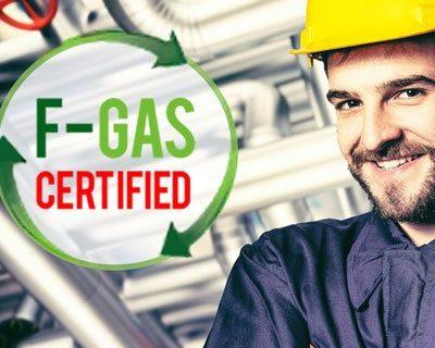 Operatore e Patentino F-GAS
