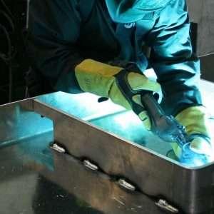 Saldatori Filo Alluminio per Cantiere Oslo