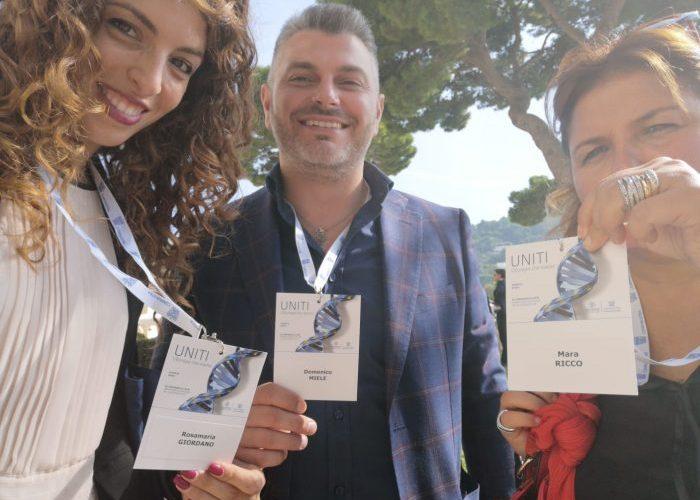 """Sabato 20 Ottobre la Michelangelo prende parte al 33° Convegno di Capri dei Giovani Imprenditori: """"Uniti. L'Europa che siamo""""."""