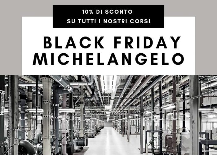 black friday michelangelo