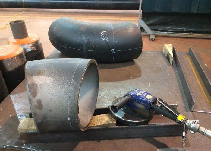corso pipefitter e tubista industriale