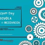 Open Day Scuola di Meccanica